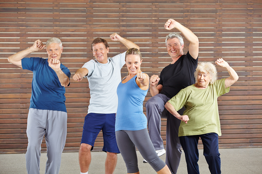 Home Care in Buckeye AZ: Exercise and Parkinson's