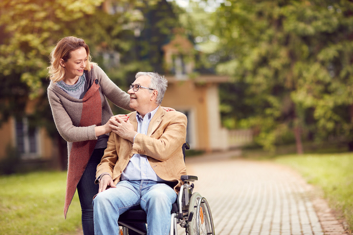 Home Care Services in Peoria AZ: Weight Affects MS Symptoms