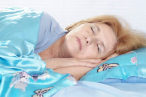 Home Health Care in Tolleson AZ: Senior Sleep