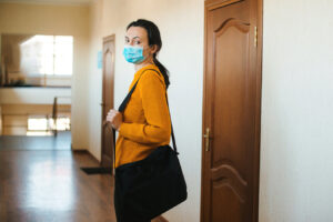 Elder Care in Surprise AZ: Wearing a Face Mask