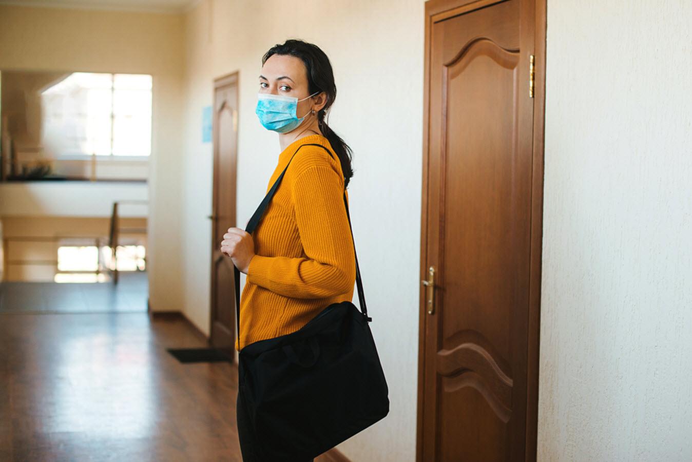 Elder Care in Surprise AZ: Wearing a Face Mask