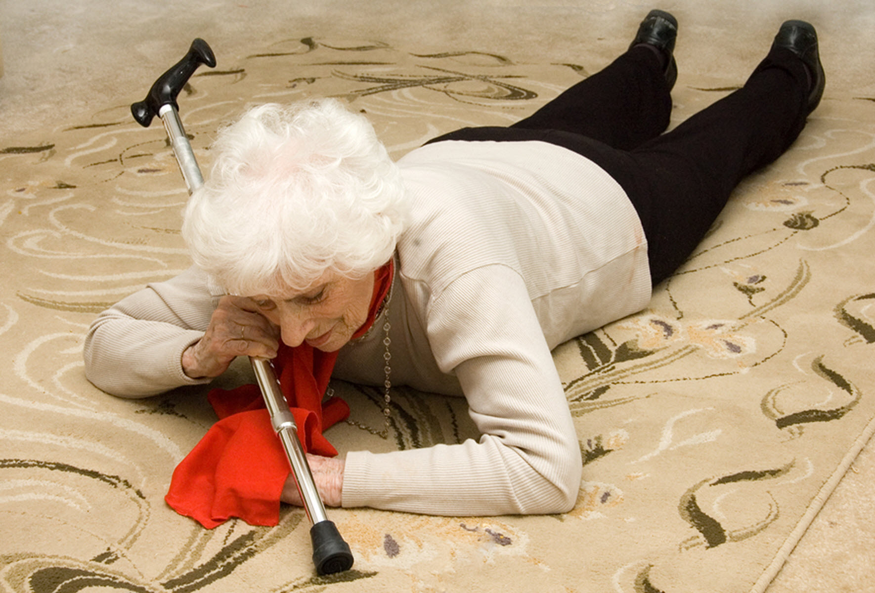Elderly Care in Tolleson AZ: Fall-prevention Plan