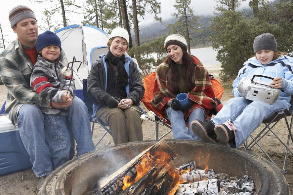 Caregiver in Litchfield Park AZ: Camping Safety