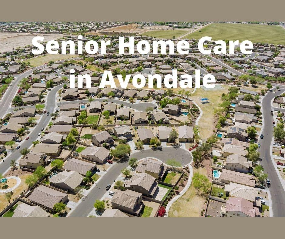Home Care in Avondale AZ