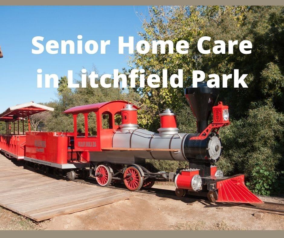 Home Care in Litchfield Park AZ